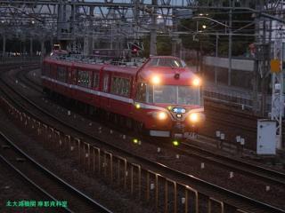 名鉄リニューアル1600系 4