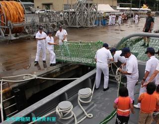 舞鶴 ちびやん 体験乗船 4