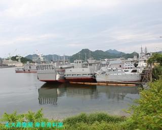 舞鶴 ちびやん 体験乗船 10