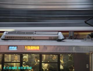 京都駅 485系雷鳥 流し撮り 5