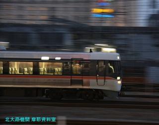 京都駅 485系雷鳥 流し撮り 8