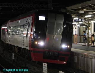名鉄電車と花火大会 1