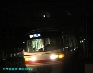 名鉄電車と花火大会 5
