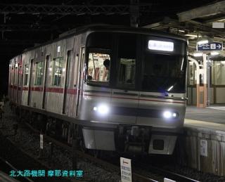 名鉄電車と花火大会 6