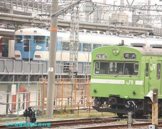 京都駅 雷鳥やトワイライト、おおぞら 6