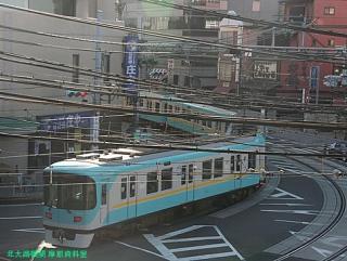 京阪京津線併用区間 6