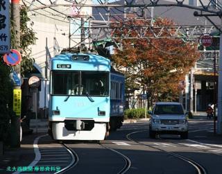 浜大津の京阪電車 3