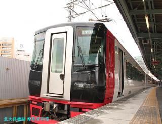 名鉄岐阜駅の1700系特急 5