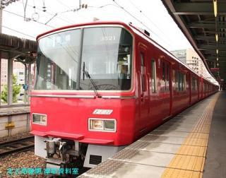 名鉄岐阜駅の1700系特急 8
