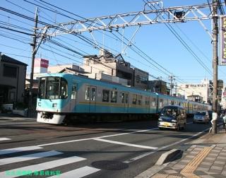 京阪京津線併用区間 5