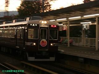 阪急 嵐山へ臨時直通電車を運行 5