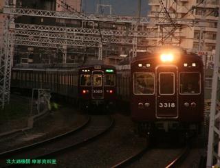 阪急 嵐山へ臨時直通電車を運行 7