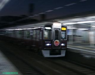 阪急 嵐山へ臨時直通電車を運行 15