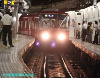 名鉄 ポケモン電車@名古屋駅 11