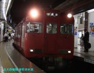 名鉄 ポケモン電車@名古屋駅 13