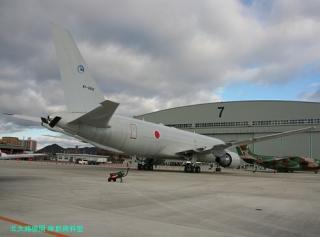 KC767 緊急着陸 4
