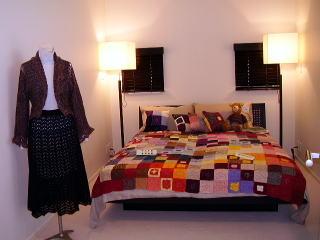 編み物教室の展示会