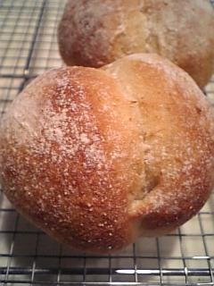 もちきびパン
