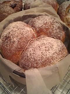 かぼちゃ豆乳bread