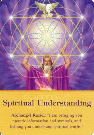 Spritual Understanding