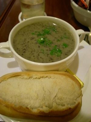 マッシュルーム・スープ