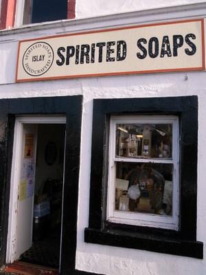 ウイスキー・ソープの店