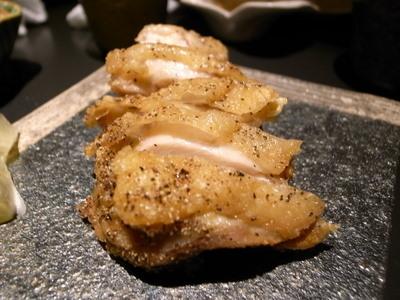 鶏の揚げ物