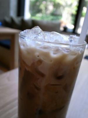タイ風アイスコーヒー