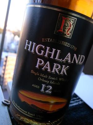 ハイランドパーク12年
