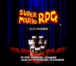 Super Mario RPG - Version 1.0 (J)000