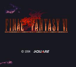 Final Fantasy 6 (J)011