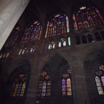 レオン大聖堂ステンドグラス20090315130502
