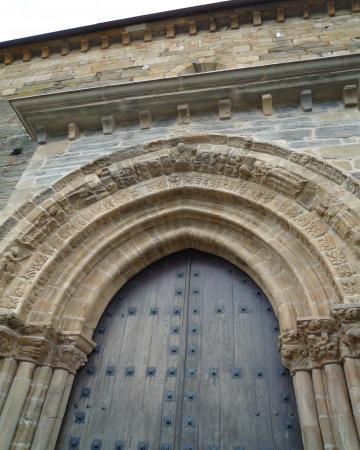 サンチャゴ教会許しの門20090318100930