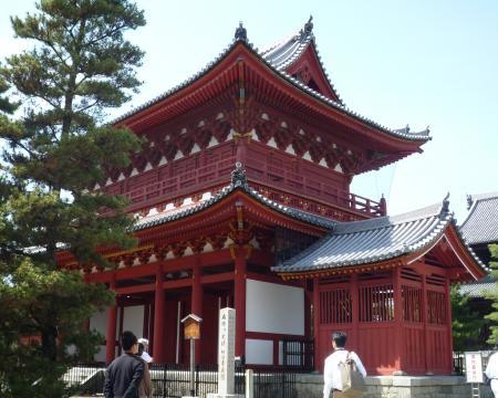 妙心寺仏殿20090421234132
