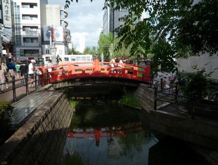 はりまや橋20090812145203