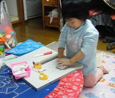 2009_0426陽菜 粘土0012
