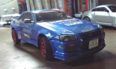 R34GT-R