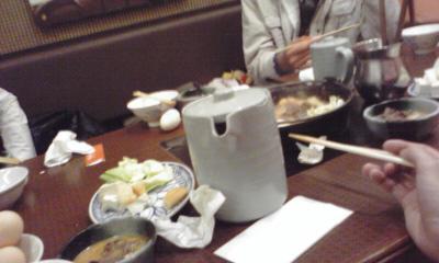 すき焼き2