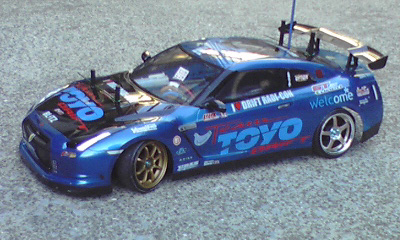 TeamTOYOwithKOSMO GT-R 1