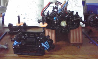 TT-01D 分解