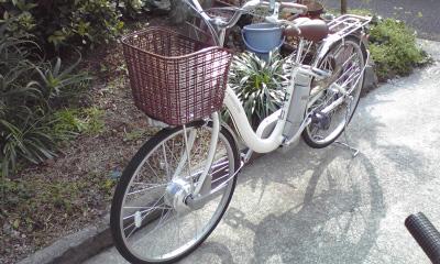 エネループバイク1