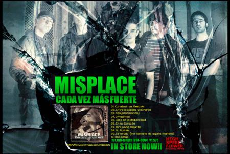 MISPLACE flyer3 convert