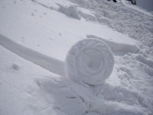雪アンモナイト03