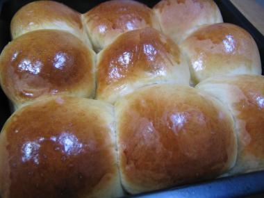 ミルクティちぎりパン