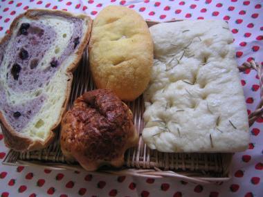 浅野屋 パン