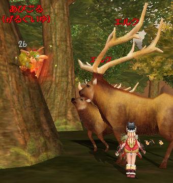 サルもおだてりゃ木に登る?
