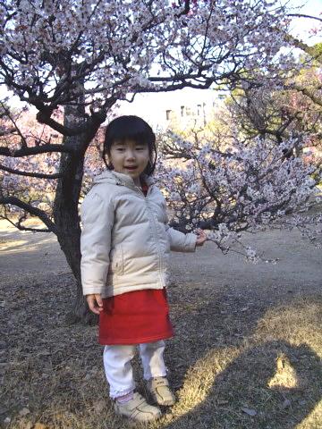 1年振栗林公園6