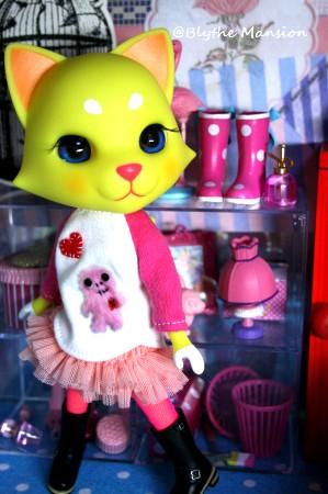 ピンクなマロキチ