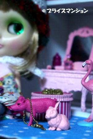 ピンクなこたち