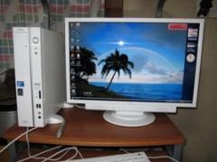 新PC正面